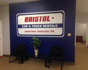 Bristol Car and Truck Rental Reception